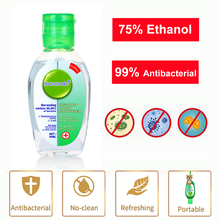 Travel Size Liquid Hand Soap Disposable Hand Sanitizer Disinfect And Eliminate Bacteria Quick-Dry Sterilizing Hand Sanitizer Gel