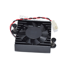 Fan Cooler Chipset-Fan Heatsink DAHUA for DVR Hdcvi-Camera BGA 2-Wire New 5V Genuine