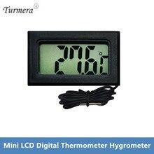 Elektronische LCD Screen Digital Thermometer Berufs Tragbare für Kühlschrank/Gefrierfach/Aquarium/AQUARIUM Temperatur Meter Detektor
