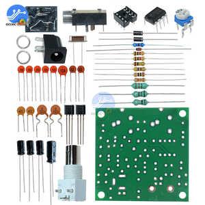 RADIO à faire soi-même 40M CW transmetteur à ondes courtes QRP Pixie Kit récepteur 7.023-7.026MHz