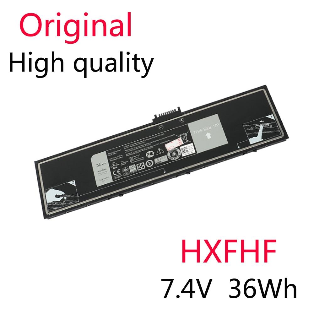 Оригинальный новый аккумулятор HXFHF для DELL Venue 11 Pro 7130 7139 7140 JF0X VT26R 7,4 в 36 Втч