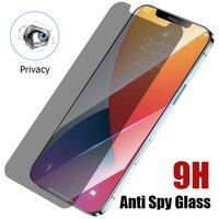Magtim privado Protector de pantalla para iphone 7 8 plus de vidrio templado para iPhone 6 iphone 6s 6s 7s 8s 8 Plus SE m X XS X 2020 Max XR