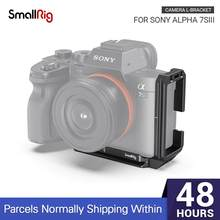 SmallRig A7S3 A7siii Arca-Type L-Bracket For SONY Alpha 7S III Camera L Plate Mounting Plate -3003