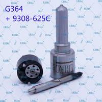 ERIKC Injector Repair Kit 7135 576 Nozzle G364 Valve 9308 625C for 28264952 28489562 25183185 28277576 28525582 03P130282