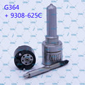 ERIKC Injector Reparatieset 7135-576 Nozzle G364 Klep 9308-625C voor 28264952 28489562 25183185 28277576 28525582 03P130282