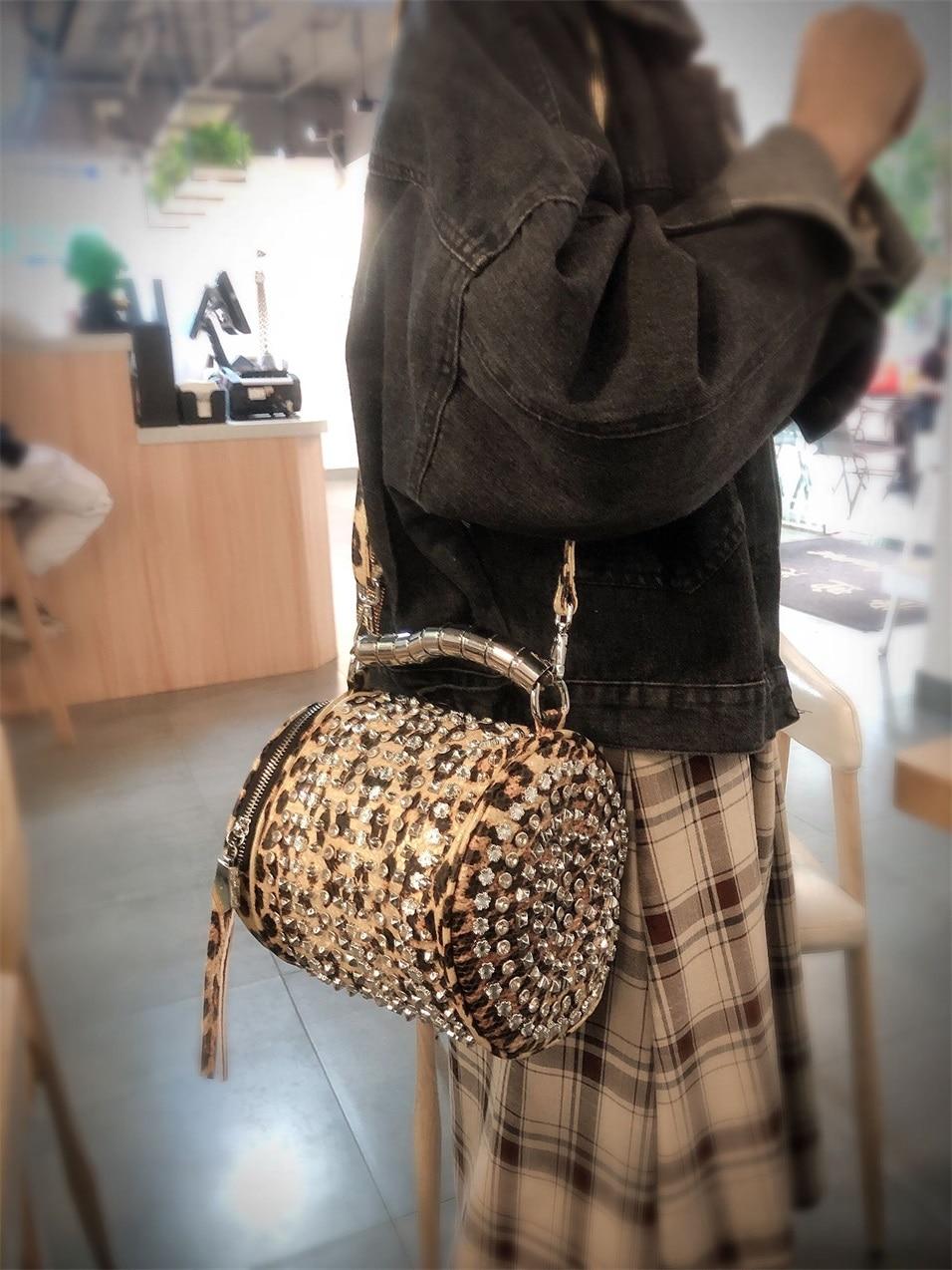 Trendy Checkered Print Women Buckle Cross Body Ladies Small Shoulder Side Bag