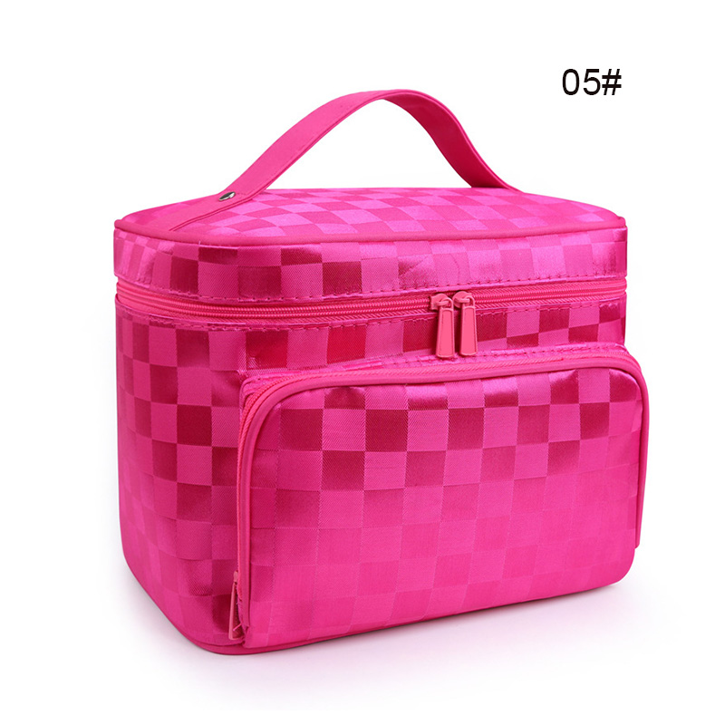 Fashion Large Make Up Bag Cosmetic Box Jewellery Vanity Case Storage Bag Beauty Toiletry Container Organizer Necessaire Feminina