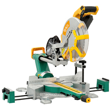 12 Inch Rod Bar Aluminum Machine High Power Multi-function Saw Aluminum Machine Cutting Multi-angle Miter Saw laser Positioning