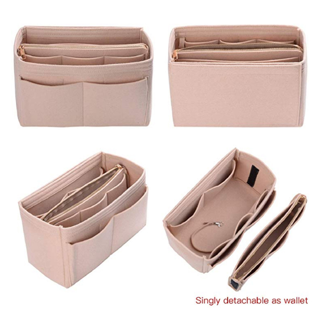 Insert Purse Bag Organizer For Handbag  5