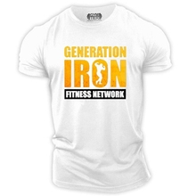 Gym Shirts For Men t shirt 2021 New Arrival 3D Printed Tshirt Summer Outdoor Sport Fitness Network IRON Tee Shirts Male