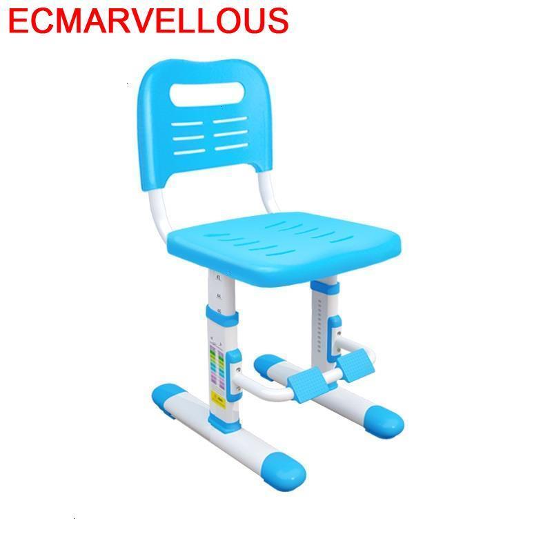 Tower Tabouret Dinette Meuble Kids Study Kinder Stoel Adjustable Cadeira Infantil Baby Furniture Chaise Enfant Children Chair
