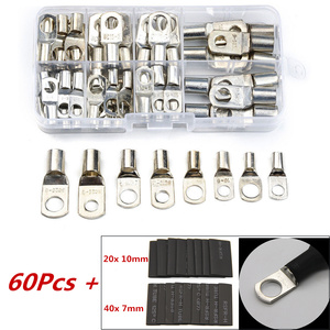 120PCS Assortment Cable Lug Co