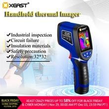 XEAST, новинка, тепловизор поставляется с usb-интерфейсом и 8 Гб XE-26 для хранения изображений и HT-02