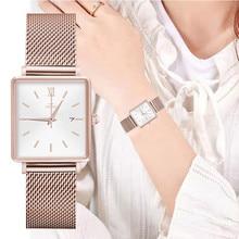 Brand Luxury Women Watches Fashion Dress Quartz Wrist