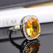 Женское классическое кольцо Винтажное в богемном стиле свадебные