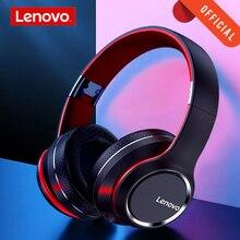 Lenovo HD200หูฟังไร้สายบลูทูธ5.0ชุดหูฟังเพลงหูฟังสแตนด์บายยาวสำหรับ Iphone Huawei Xi