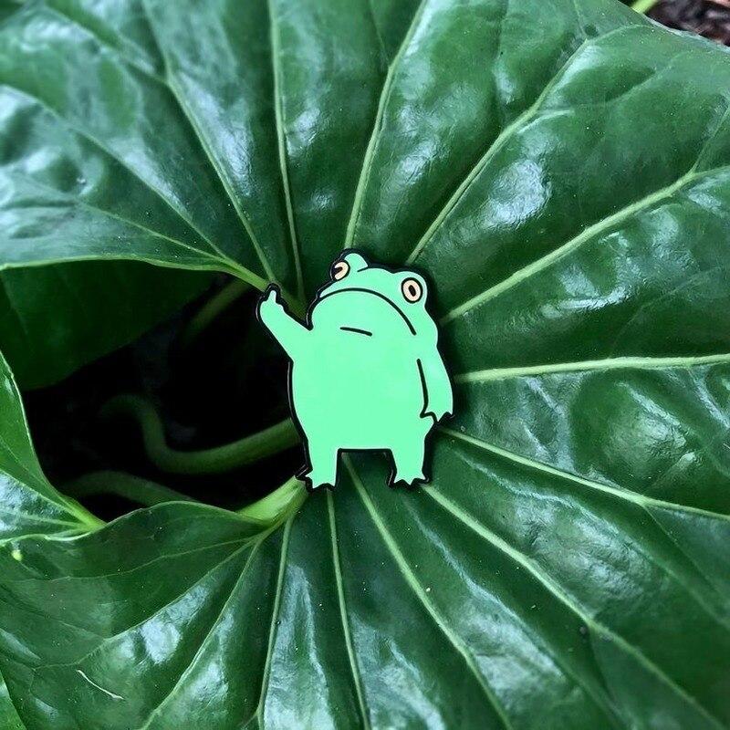 Новинка животное эмаль Pin значок булавки на лацканы Брошь ювелирные аксессуары для сумок одежда шапки|Броши|   | АлиЭкспресс