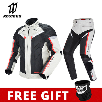 цены GHOST RACING Motorcycle Jacket Protective Gear Motorbike Riding moto jacket Waterproof windproof Moto Clothing Motorcycle Suits