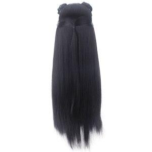 Image 4 - מו Dao Zu שי אנימה ג יאנג יאנלי פאת קוספליי אמן של השטני טיפוח ליל כל הקדושים קוספליי סינטטי שיער