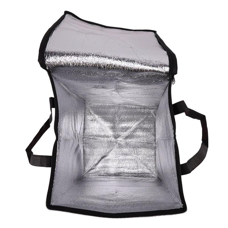 Engrossar almoço refrigerador saco isolado dobrável piquenique