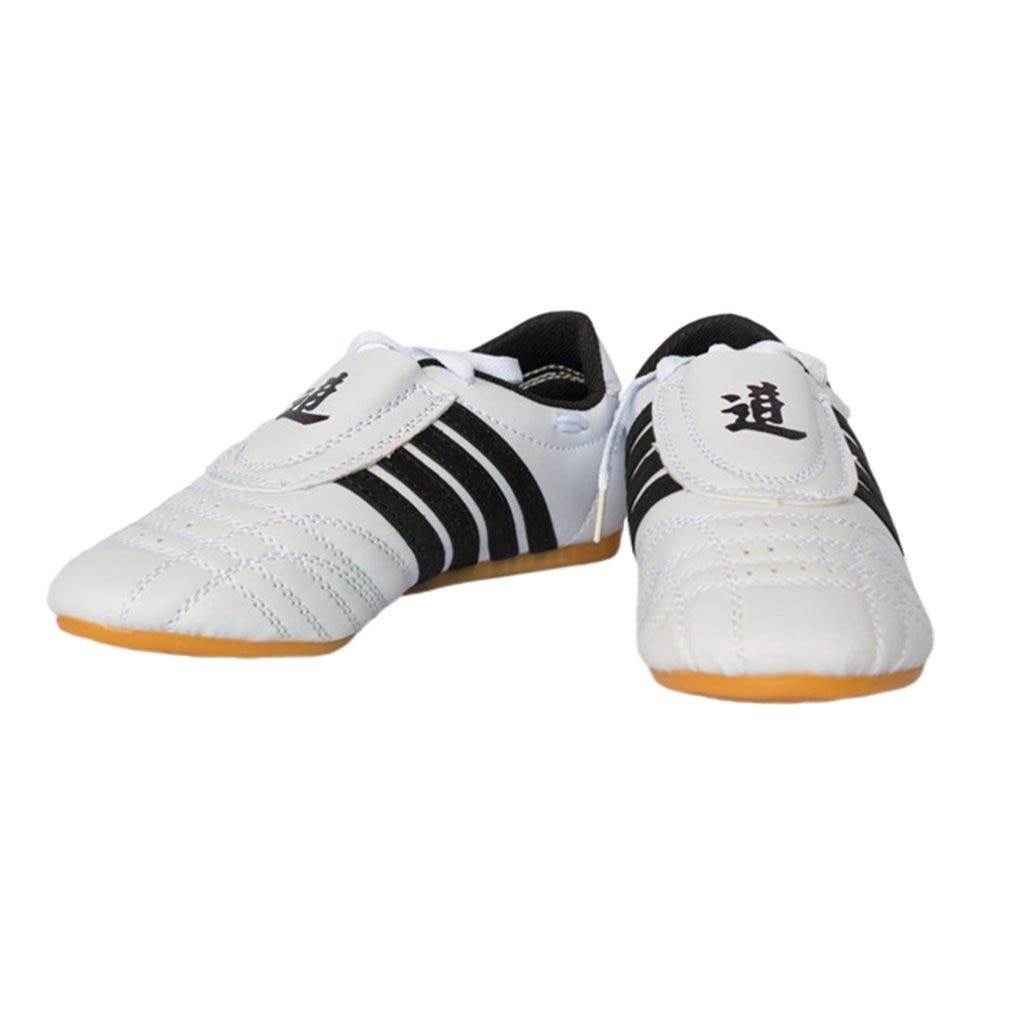 Boxing Taekwondo Shoes Men's High Quality Breathable Kung Fu Shoes Wushu Taichi Karate Martial Arts Wrestling Fighting Sneakers