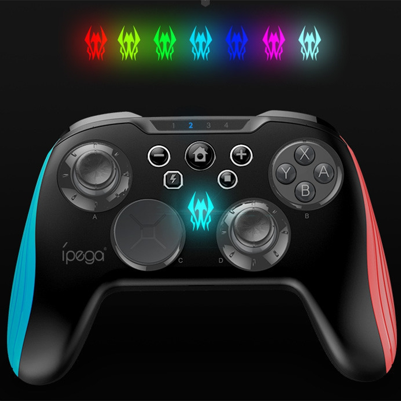 IPega PG-9139 Controller Drahtlose Bluetooth Gamepad Joystick Gaming Joypad Joy Pad Für Nintendo Schalter Pro Android PC Win7 Win10