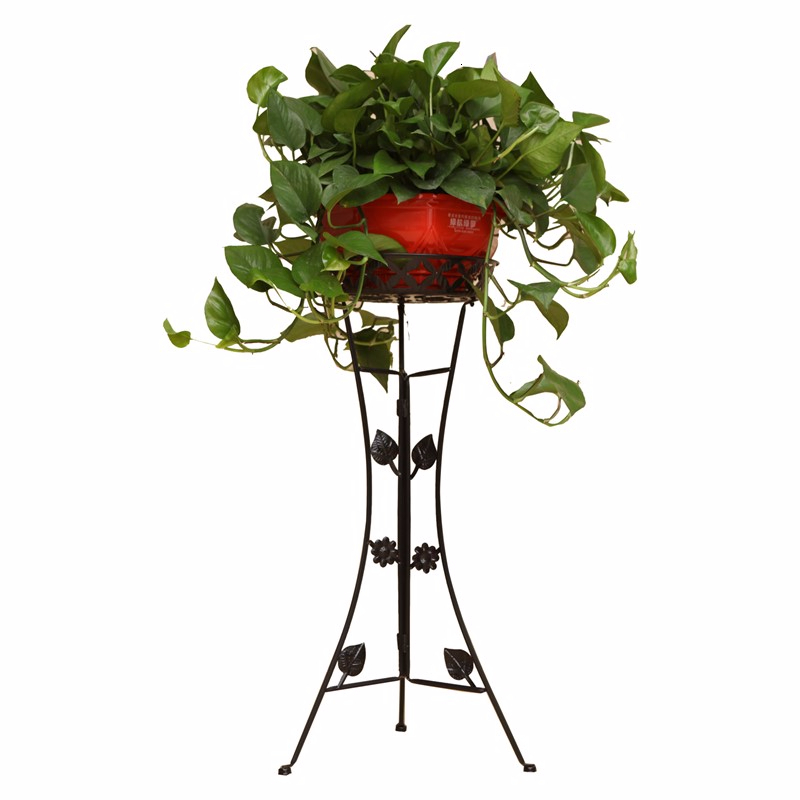 Thickening Iron Art Flower Rack Multi-storey A Living Room To Ground Balcony Fold Flower Rack Flower Airs