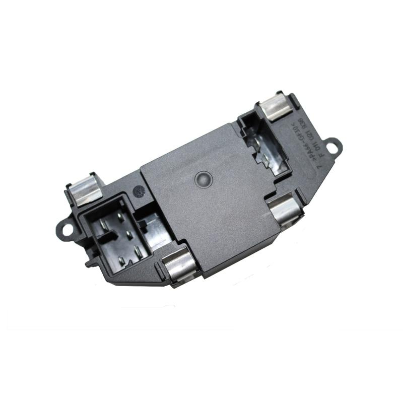 A//C Blower Motor Resistor for VW GTI Jetta Passat Tiguan AUDI A3 Q7 3C0907521F