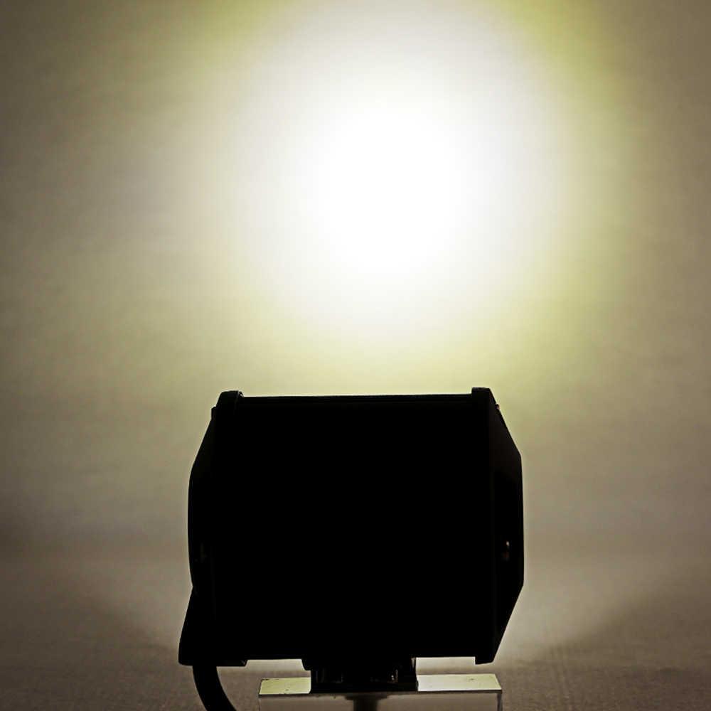4 بوصة 36 واط الطرق الوعرة سيارة 4WD شاحنة جرار مركب مقطورة 4x4 SUV ATV 24 فولت 12 فولت بقعة LED قضيب LED مضيء ضوء العمل
