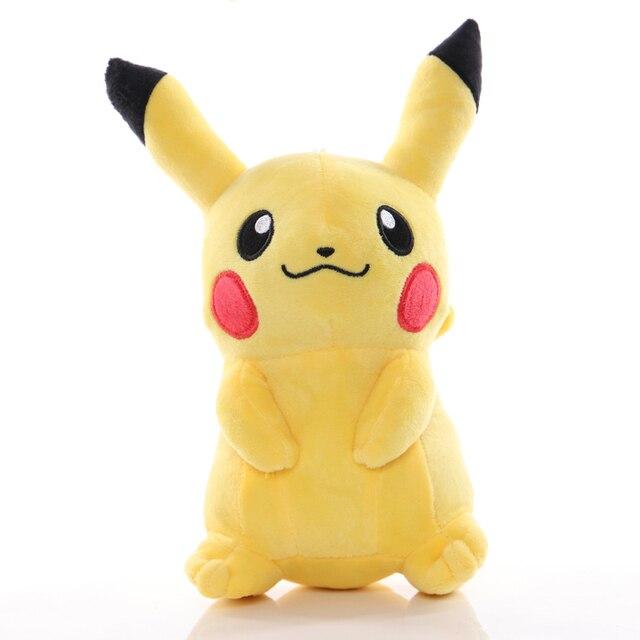 41 Styles TAKARA TOMY Pokemon Pikachu Dragonite Snorlax Lapras Gengar Umbreon Plush Toys Soft Stuffed Toy for Children Kids Gift 2