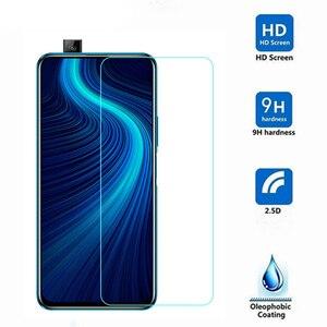 Image 2 - Protector de cristal para pantalla de móvil, película de vidrio templado para Huawei Mate 10 Pro 20 Lite Pro Honor X10 P40 Lite P30 Lite