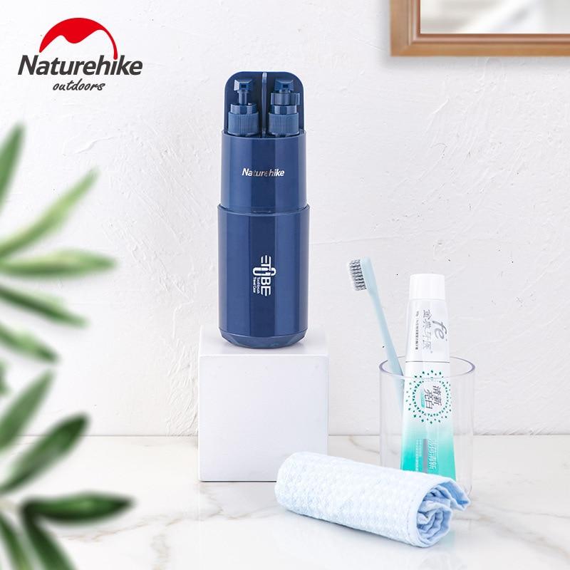 Toothpaste-Towel Toothbrush Business-Toiletries Naturehike Travel Portable 5-8pcs-Set