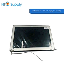 NTC Supply For MacBook Air A1369 2015 Year 13.3 inch LCD Display Full Assembly MJVE2LL/A MJVG2LL/A 2661-02397 Tested Working