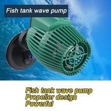 220V Aquarium vague fabricant pompe à eau Submersible réservoir de poisson Wavemaker Circulation de l'eau Powerhead pompe pour poisson Marine corail