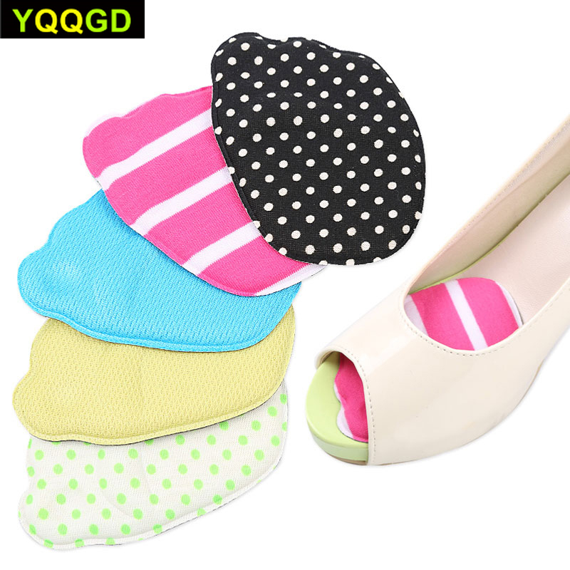All Day Pain Relief and Comfort One Size Fits Shoe Inserts for Women 2 Pairs Foot Pads New Version Metatarsal Pads Ball of Foot Cushions Metatarsal Pads for Women