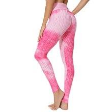 Leggings Push Up Sexy pour femmes, vêtements de sport, de Fitness, pantalons d'entraînement imprimés