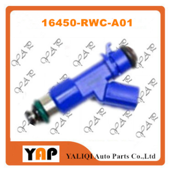 NEW FUEL INJECTOR (4) FIT FOR FIT FOR HONDAACURA RSX Civic Integra 1.6L 1.8L 2.0L L4 16450-RWC-A01 1996-2006 фото