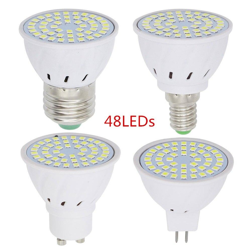 Mol mr16 220v 10 pçs lâmpada led