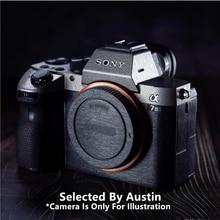 กล้องสติกเกอร์รูปลอกAnti ScratchสำหรับSony A6600 A7R4 A9 A7III A7R3 A7R2 A7M3 A7M2 A7 Wrapฝาครอบกรณี
