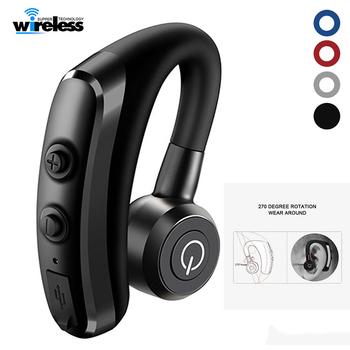 K5 słuchawki douszne słuchawki bezprzewodowe słuchawki muzyczne wodoodporne słuchawki douszne sportowy zestaw słuchawkowy praca na wszystkich smartfonach słuchawki Bluetooth IOS tanie i dobre opinie Zaczep na ucho Dynamiczny CN (pochodzenie) wireless 95dB 10mW Instrukcja obsługi Ładowarka Do 32 Ω Uszczelnione SILICONE