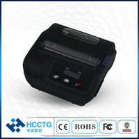 Portable Bluetooth/USB 80 mm Thermal Label Printer With Rechargeable Battery HCC L31