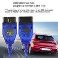 USB VAG-COM 409,1 Vag Com 409Com vag 409 kkl OBD2 диагностический кабель USB сканер Авто кабель Aux для Mercedes-Benz V W Audi Seat Volkswagen Skoda OCTAVIA III