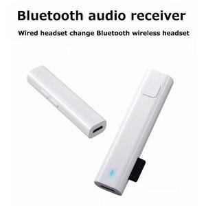 Image 2 - Jinserta Bluetooth Audio Receiver Draadloze Adapter 3.5 Mm Muziek Draadloze Adapter Ondersteuning Tf kaart Auto Kit Voor Speaker Hoofdtelefoon