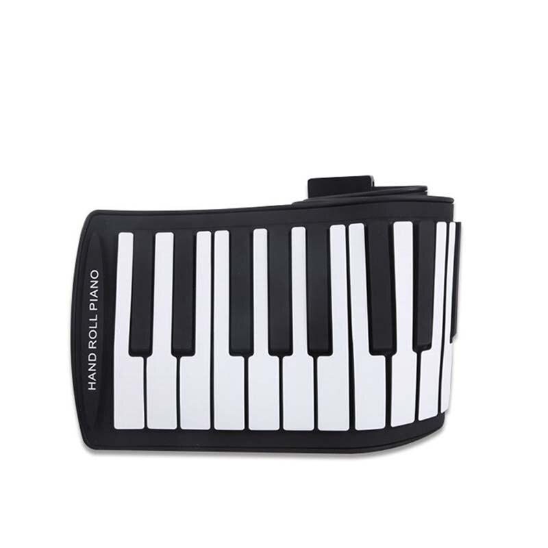 teclado eletrônico do rolo da mão
