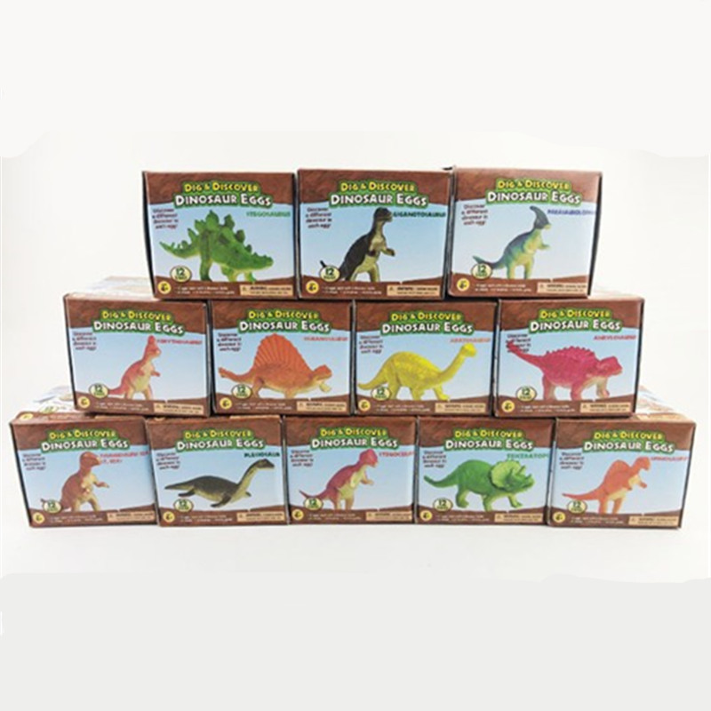 Novelty gadget jurassic period Dig discover dinosaur eggs engage in archaeological studies dino fossil kids education toy
