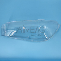 Made for new BMW X5 X6 F15(14-18 years)headlight cover glass shell