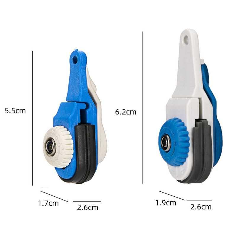 2 Stücke Downrigger Release Clip Schleppangeln Einstellbare Spannung Länge