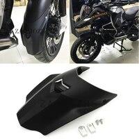 Motocicleta frente fender paralama roda hugger extensão traseira para bmw r1250gs adv 2018 2019 r1200gs
