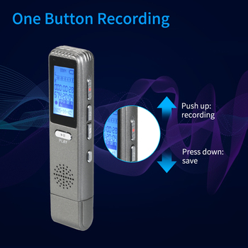 8GB  Voice Activated Recorder  4
