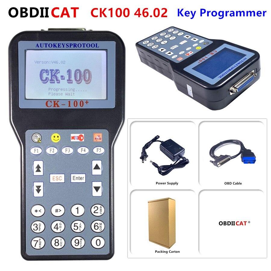 Programmatore Chiave Auto CK100 Car Key Maker CK-100 Car Key Maker V99.99 di Ultima Generazione di SBB CK 100 Con 7 lingua